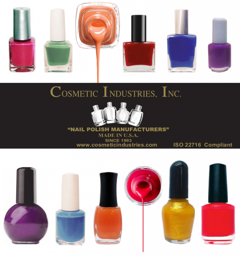 Cosmetic Industries Logo